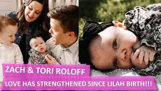 'LPBW': Zach And Tori Roloff REVEAL How Their Love Has 'Strengthened' Since Lilah's Birth!!!