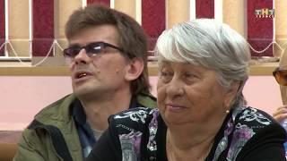 Смотреть видео Концерт ко Дню семьи состоялся в КДЦ «Россия» онлайн