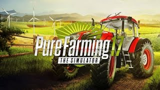 PURE FARMING 17: THE SIMULATOR - Download (Farming simulation game by Techland 2016)