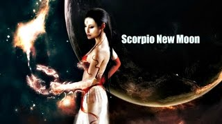 Scorpio New Moon ~ Give Birth to the New You