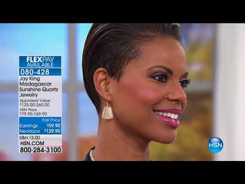 HSN   Mine Finds By Jay King Jewelry 08.25.2017 - 02 PM