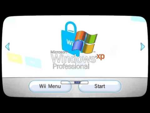 Windows XP Wii music