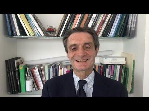 Corriere della Sera: Lombardia, il presidente Fontana: «Dati positivi, convinto che dal 3 i lombardi potranno...