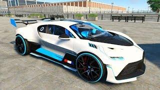 2019 Bugatti Divo 1630HP/The Crew 2