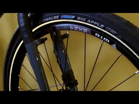 Schwalbe Big Apple Bike Tire 12 X 2.00 Kids Bike Tire