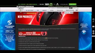 How to set up TURTLE BEACH RECON 320