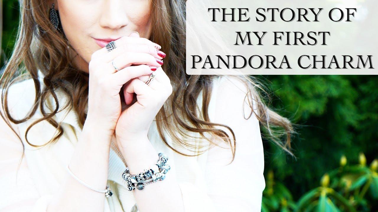 Pandora 20 | The Story Behind My First Pandora Charm | Inner Strength  Pandora Bracelet