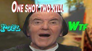 Cs-go Frag Movies: One shot two kill