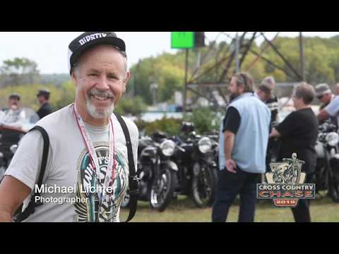 2019 Cross Country Chase Ep #1  Antique Motorcycle Endurance Run Featuring 1930-1948 Motorcycles