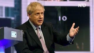 Борис Джонсон лидирует на выборах премьер-министра Великобритании