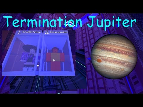 Roblox | FE2 Map Test: Termination Jupiter (Slightly Easy Crazy)