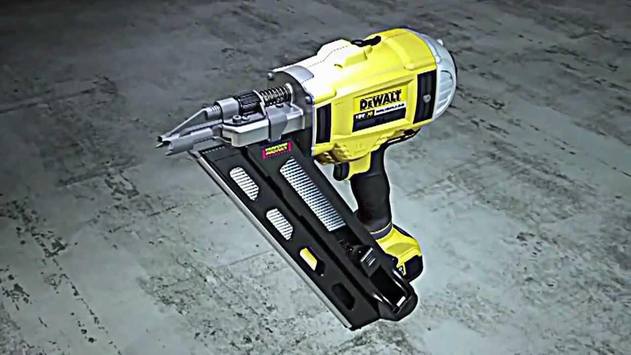 PTC Tools UK - Dewalt 18v 4.0ah Cordless 1st Fix Li-Ion XR 90mm ...