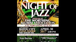 EEW - A Night of Jazz A.E.Norton impersonation.
