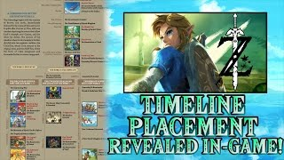 Breath of the Wild Timeline Placement Will Be Fully Revealed In-Game!