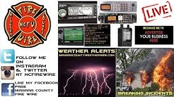 11/27/18 PM Niagara County Fire Wire Live Police & Fire Scanner Stream