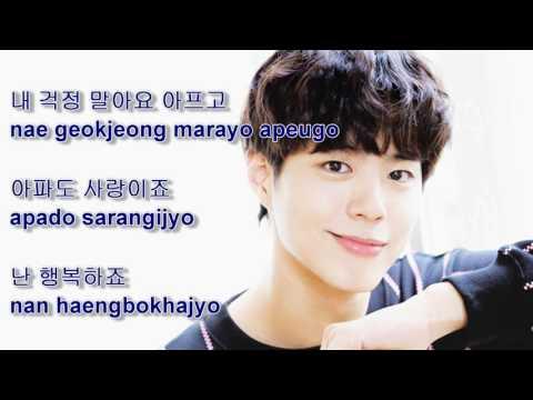 Park Bo Gum – 내 사람 Nae Saram Love in the Moonlight Part 11 OST Korean and Romanization Lyrics