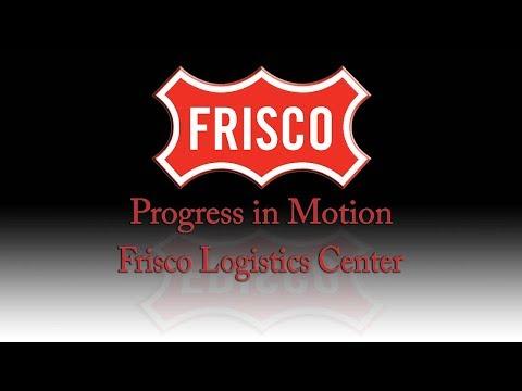 Progress in Motion - Frisco Logistics Center