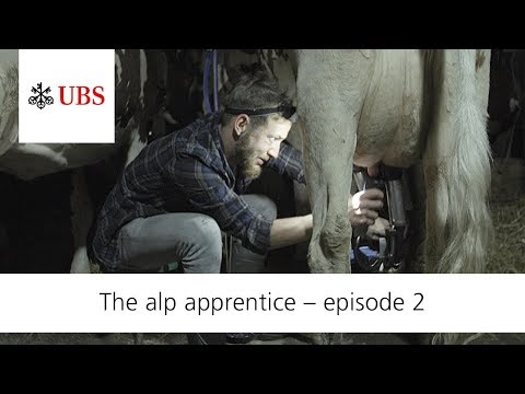 UBS The alp apprentice – episode 2