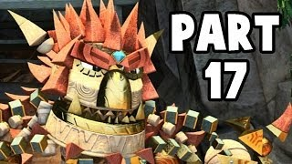 Let's Play Knack #17 Deutsch PS4 Gameplay - Die Minenstadt