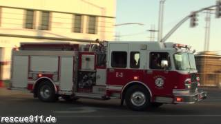 Engine 3 Fresno Fire Department