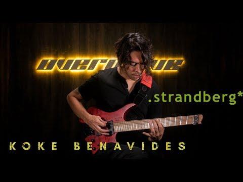 .Strandberg* Guitars Boden Original 7 Demo - Koke Benavides