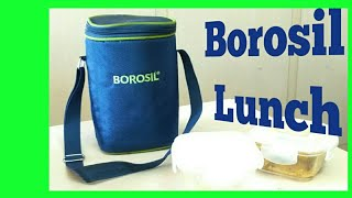 Borosil, clip N store, lunch box, tiffin, FULL review after 6 month's usage. (Hindi) Please LIKE