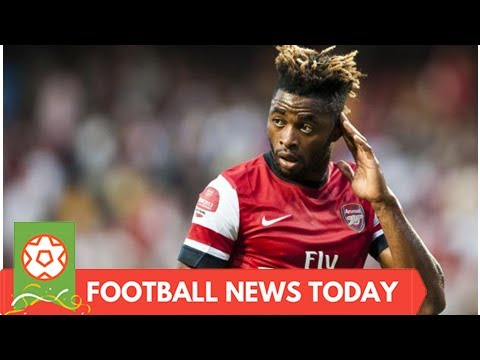 Arsenal FC transfer news: Alex Song trained with the Club as the midfielder was told he can leave R