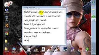 Como concertar o erro a memoria nao pode ser read 04/06/2013