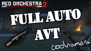 Full Auto AVT - Red Orchestra 2