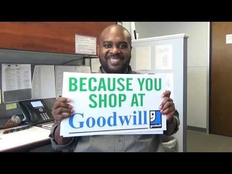 Goodwill jobs