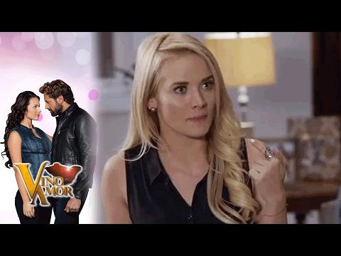 Graciela chantajea a David | Vino el amor - Televisa
