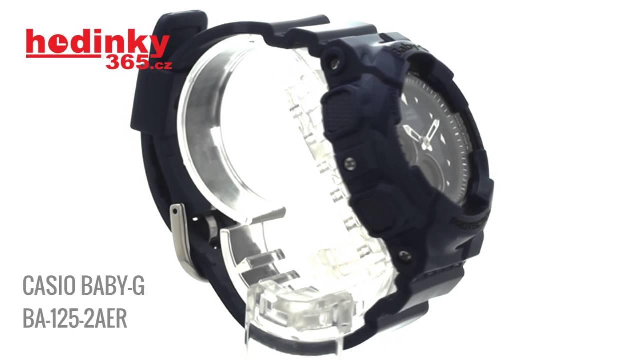 Часы Casio BA-125-2A Часы Jacques Lemans 1-1533A