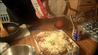 Weight Watchers Meal 17 Taco Lasagna