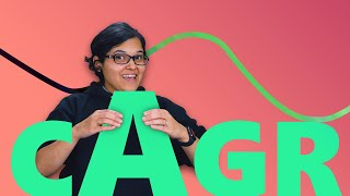What is CAGR? Compound Annual Growth Rate explained with Insurance example by CA Rachana Ranade