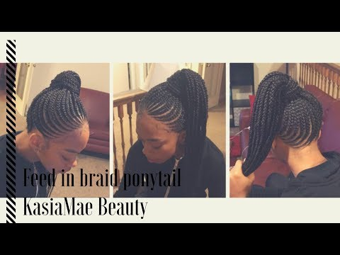 long-feed-in-braid-ponytail-|-sped-up-|-kasiamae-beauty
