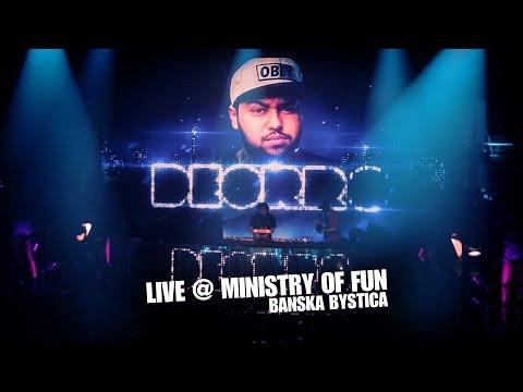 DEORRO Live @ Ministry Of Fun / Banská Bystrica / Slovakia / 6.6.2014