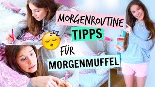 Morgenroutine TIPPS für MORGENMUFFEL ♡ BarbieLovesLipsticks