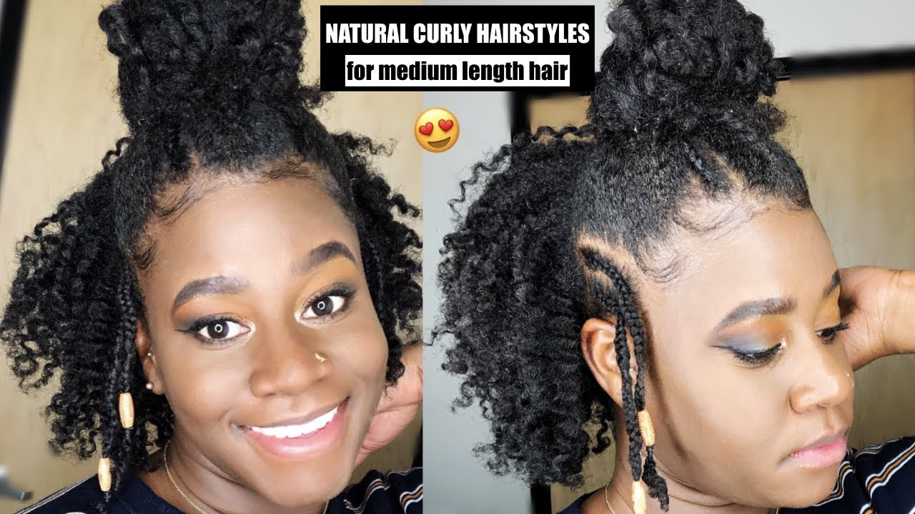 EASY HAIRSTYLES FOR NATURAL AFRICAN AMERICAN HAIR