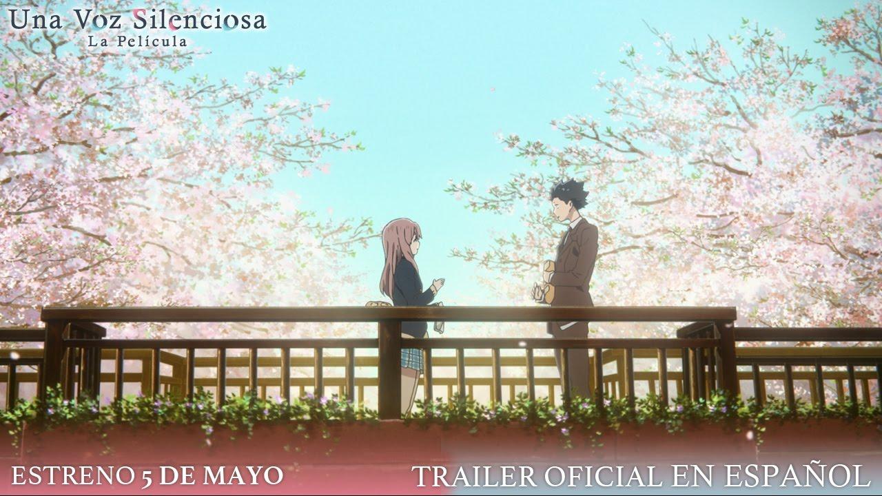 Trailer Una Voz Silenciosa VERSION ESPAOL YouTube