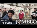Behind The Scene Jennie   SOLO parody  Dena   Jomblo  BLEKJEK member