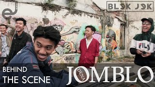 Behind The Scene Jennie - SOLO parody (Dena - Jomblo) BLEKJEK member