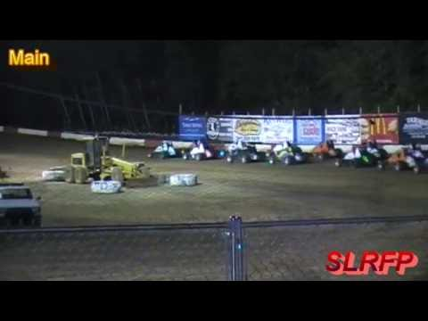 7 16 16 Coos Bay Speedway Wingless Sprint Series