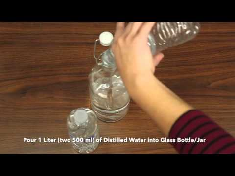 How To Make Magnesium Solution With Magnesium Chloride USP (DIY)