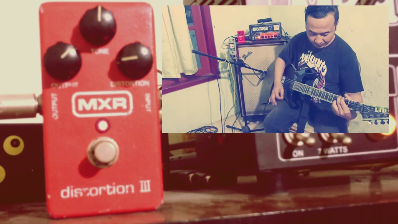 mxr distortion iii pedal raw sound shootout youtube. Black Bedroom Furniture Sets. Home Design Ideas