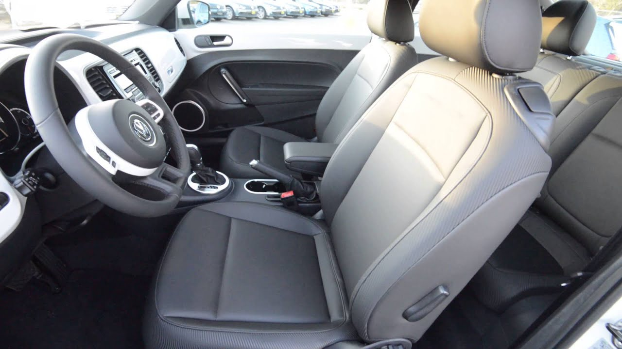 Brand New 2015 Volkswagen Beetle 1 8t Walk Around At Trend