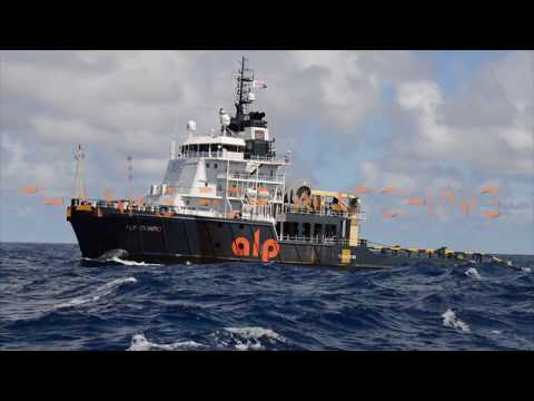 TUG ALP Guard towing lage Barge
