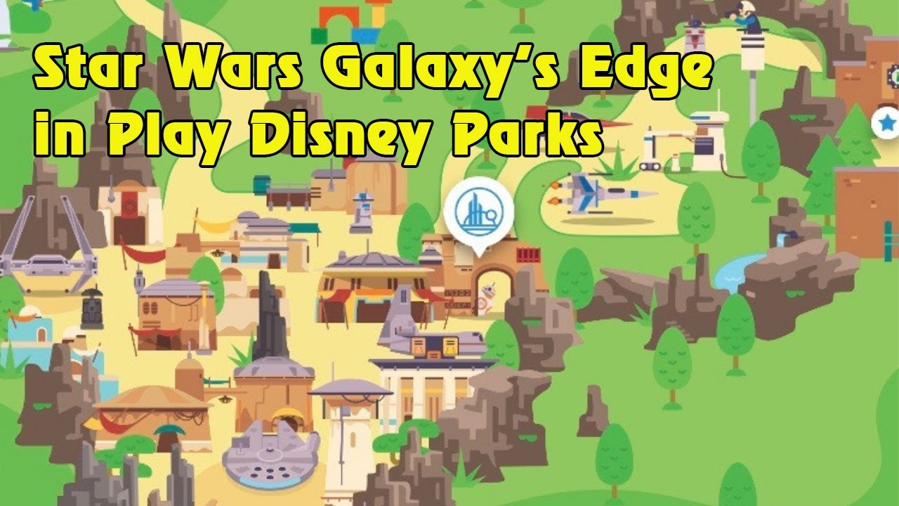 Star Wars: Galaxy's Edge: Black Spire is a fun primer for your Disney trip