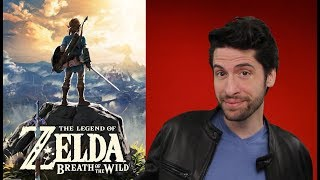 The Legend of Zelda: Breath of the Wild - Game Review (1 year and 2 playthroughs later)