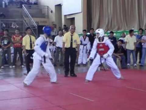 2009 Mindanao Milo Little Olympics TKD Champs