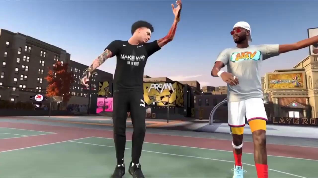 NBA2K20 I feel like Gucci Mane in 2006..